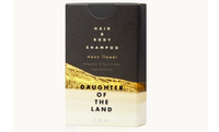 Daughter of the Land hair and body shampoo