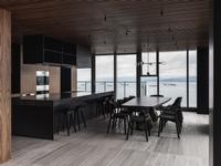 Leckie studio penthouse