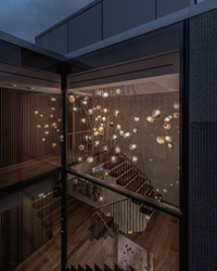 bocci custom light leckie studio penthouse