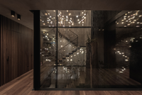 bocci lights night custom leckie studio