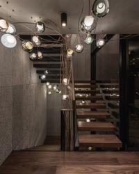 bocci lights vancouver condo leckie studio
