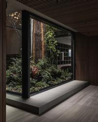 leckie studio atrium penthouse greenery vancouver