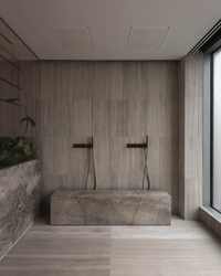 shower leckie penthouse vancouver house