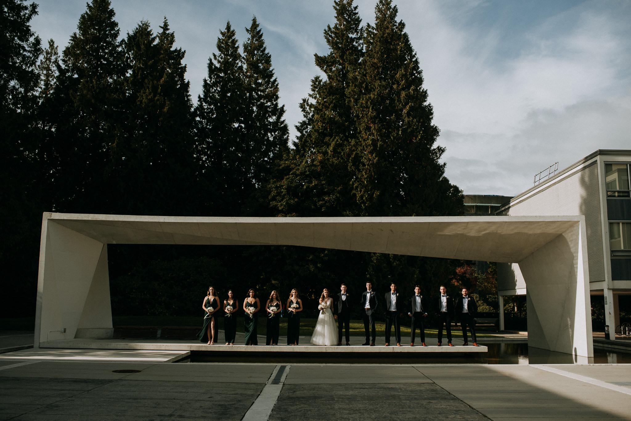 Best Wedding Photos in Vancouver Dec.