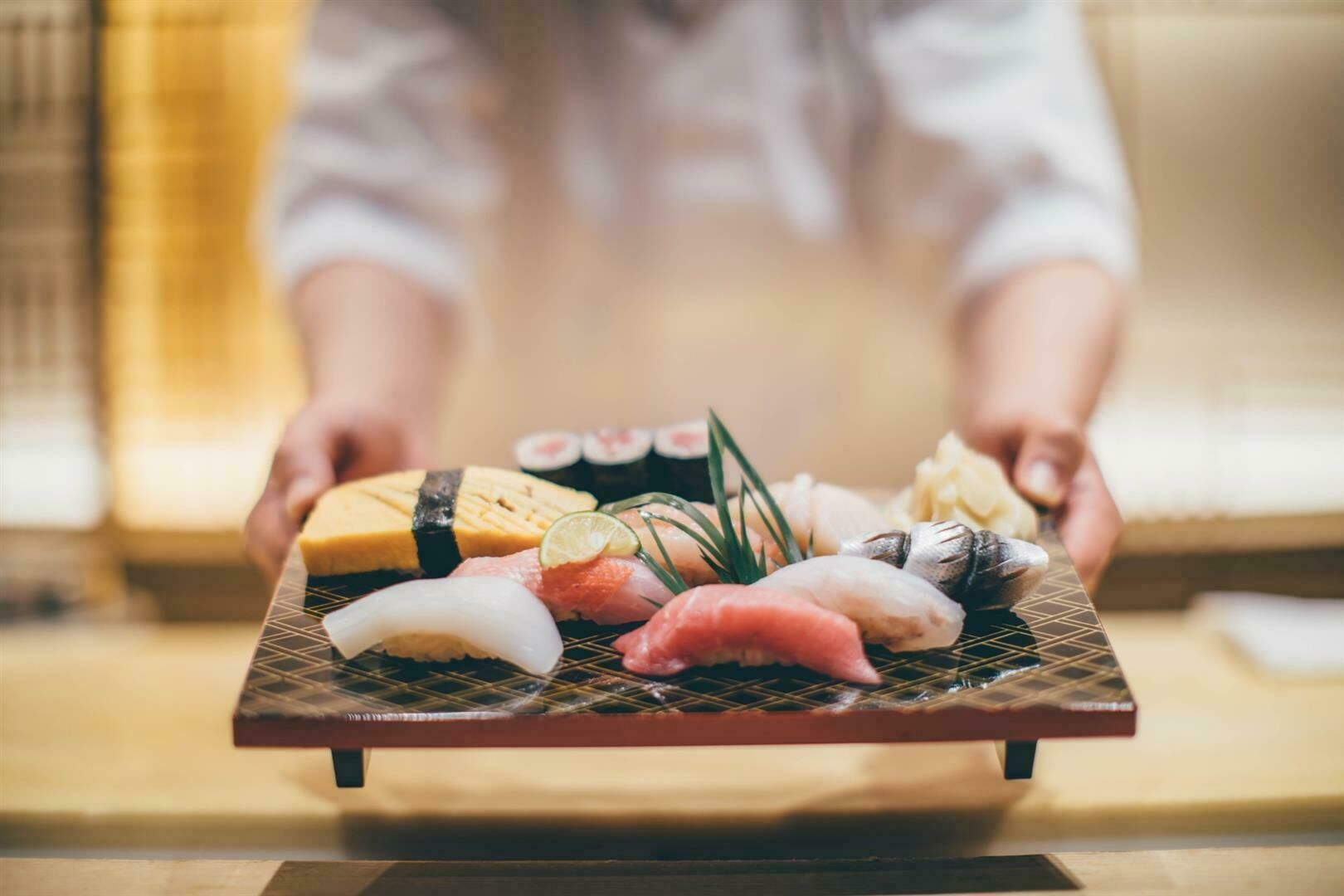 Drafting the Best Sushi in Vancouver