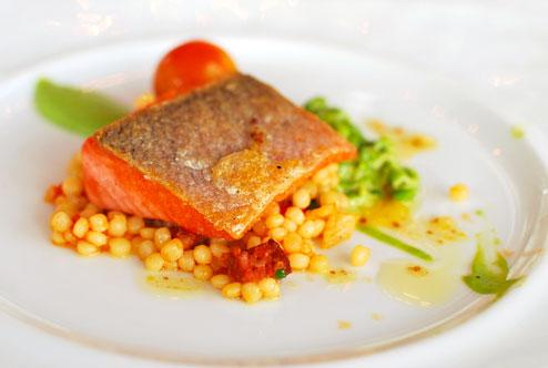 Sustainable seafood, BC coho salmon