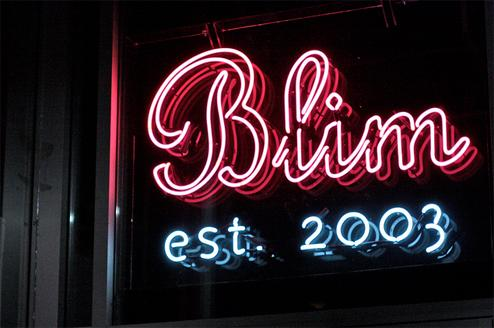 Blim in Chinatown Vancouver