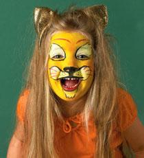 non-toxic face paint for Halloween