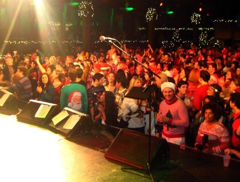 Ugly Christmas Sweater Party at the Commodore Ballroom