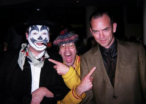 Nardwuar with Michael Turner