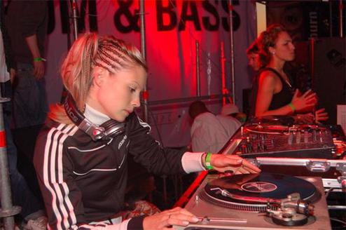 BTraits at the World of Drum & Bass Stage Russia