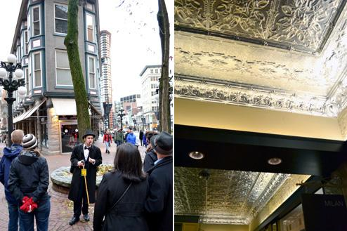 Explore Gastown's Unique and Historic Architecture