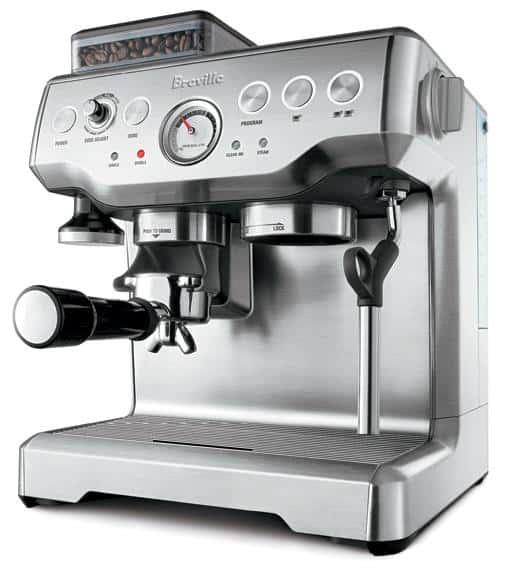 From High Tech Espresso Machine To Classic Coffee Maker