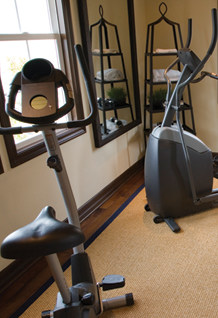 how to set up a home gym  bcliving