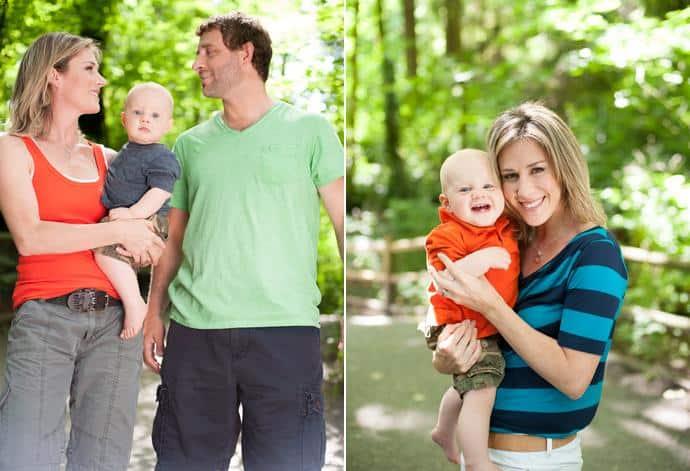 Meet Kristi Gordon's New Baby Boy Jordan - BCLiving