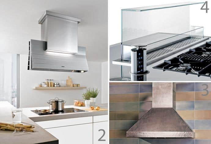 7 Stylish Range Hoods For Your Kitchen Bcliving