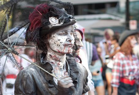 The Zombie Syndrome – October 13 - 21, 2012