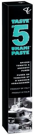 For the Foodies - Taste #5 Umami Paste