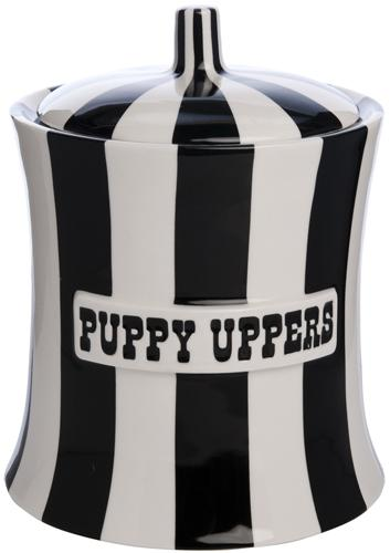 For the Urban Dwellers - Doggie Treat Canister