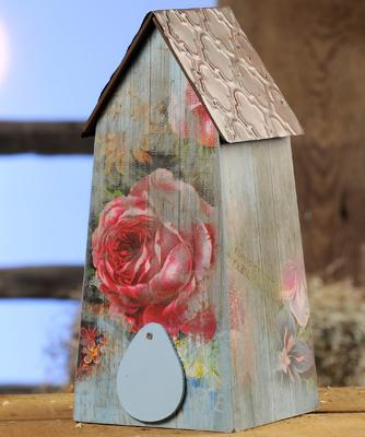 For the 365-day Gardener - Birdhouse