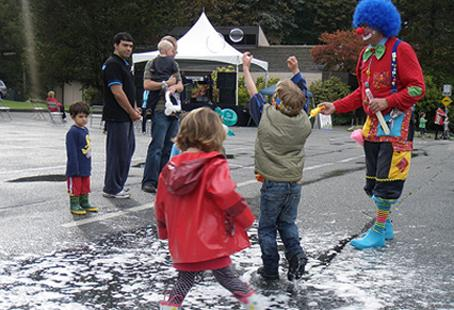 Family Skate and Activities, Port Moody