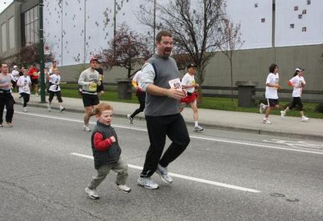 Family Fit'n Frolic Run/Walk, Skate & Swim, Coquitlam