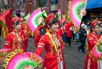 Chinese New Year Parade, Vancouver — Feb. 17