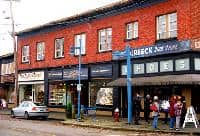 Various times throughout the year, the historic fishing village of Steveston, BC, converts to the quaint, ocean-side town of Storybrooke, Maine, for the filming of ABC's hit show Once Upon a Time