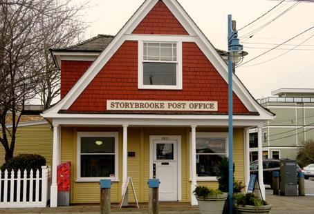 Take A Stroll Though Storybrooke Maine Aka Steveston Bc Bcliving