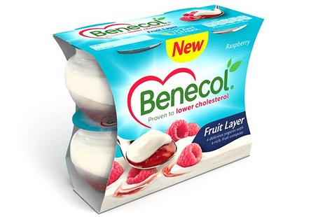 Layered vs. Blended Yogurt