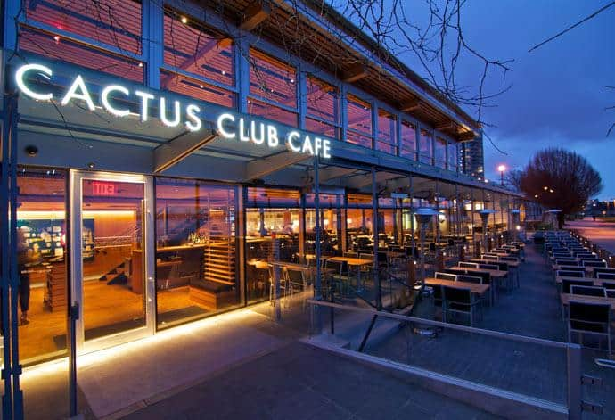 Cactus Club English Bay