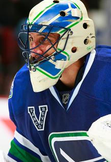 Roberto Luongo On Staying Sharp For The Canucks Bcliving