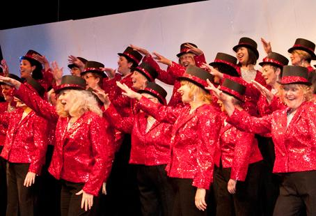 Maple Leaf Singers — May 25-26