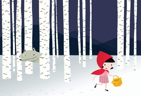 Little Red Riding Hood and Other Stories: The Making of a Picture Book