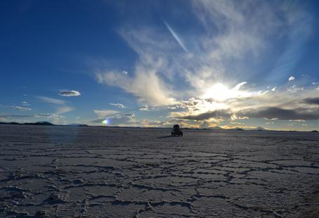 Bolivia's natural wonder, the largest salt flats in the world, are best experienced on a three-day 4x4 adventure. Here's a taste of what you'll see and do