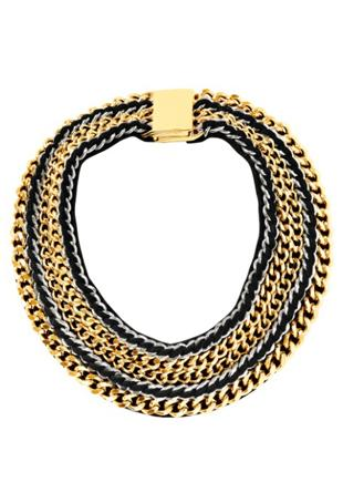 Bib Necklace, H&M, $49.95
