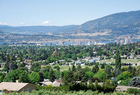 Ten years after a devastating fire, the city of Kelowna has more to offer than ever