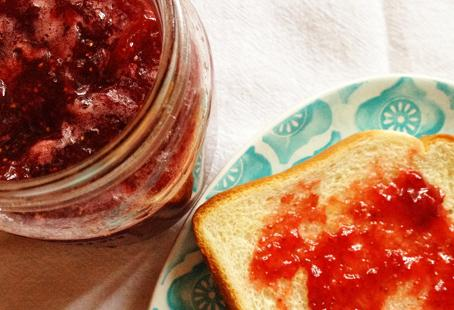A good jam can make all the difference between dry toast and a tasty morning snack, but be prepared for sugar rush