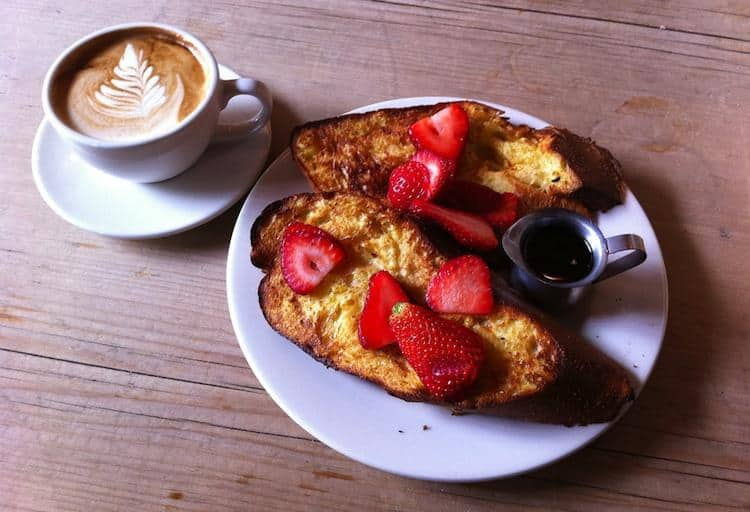 Check out some of Vancouver's best brunch spots