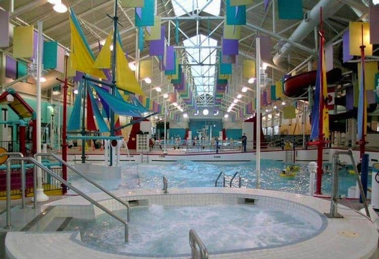 Indoor summer experiences around vancouver bcliving for Indoor swimming pools vancouver