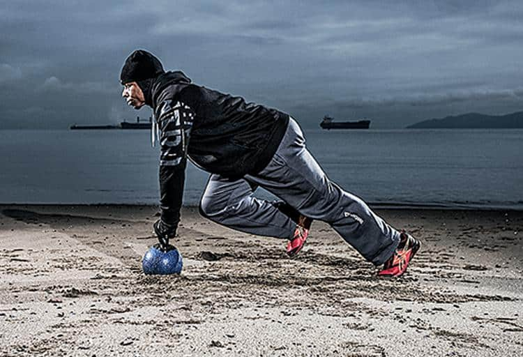 Kettleball Mountain Climbers