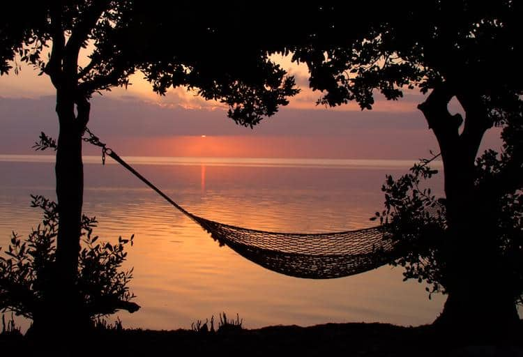 The Hang Out Place Hammock