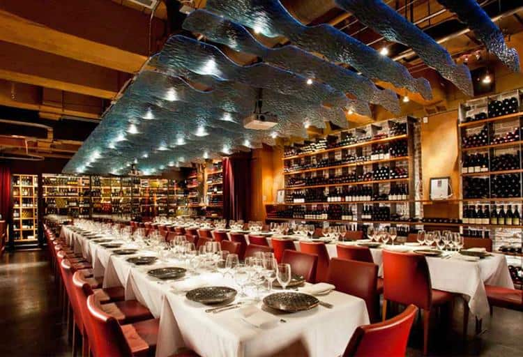Vancouver Large Party Restaurant Guide Bcliving