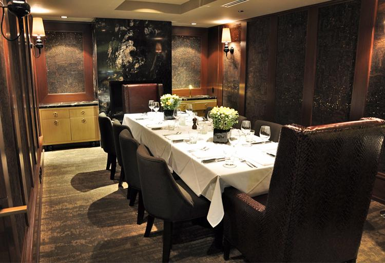Vancouver large party restaurant guide bcliving for Dining room tables vancouver