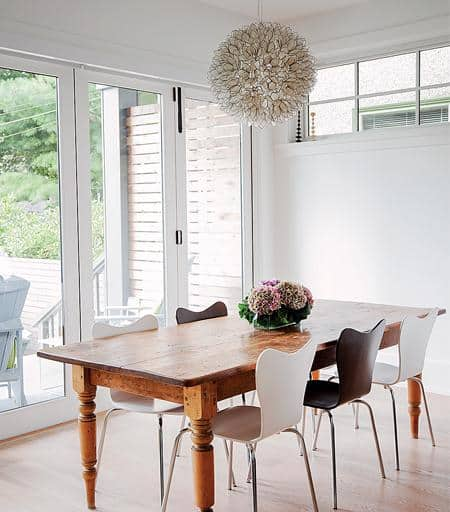 The Dining Room: Simplicity Rules