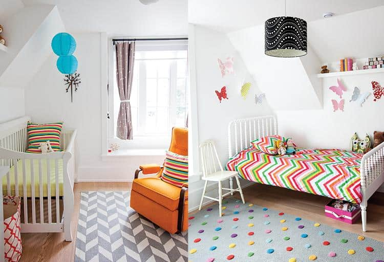 The Kids' Rooms: Room For Growth