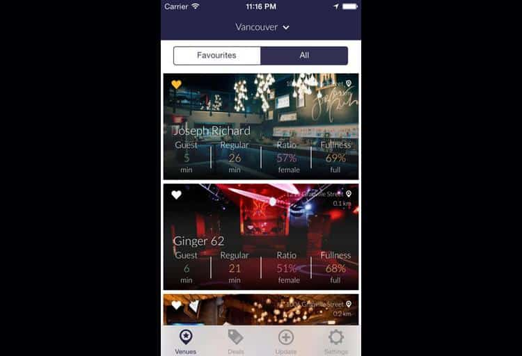 Nightbound App