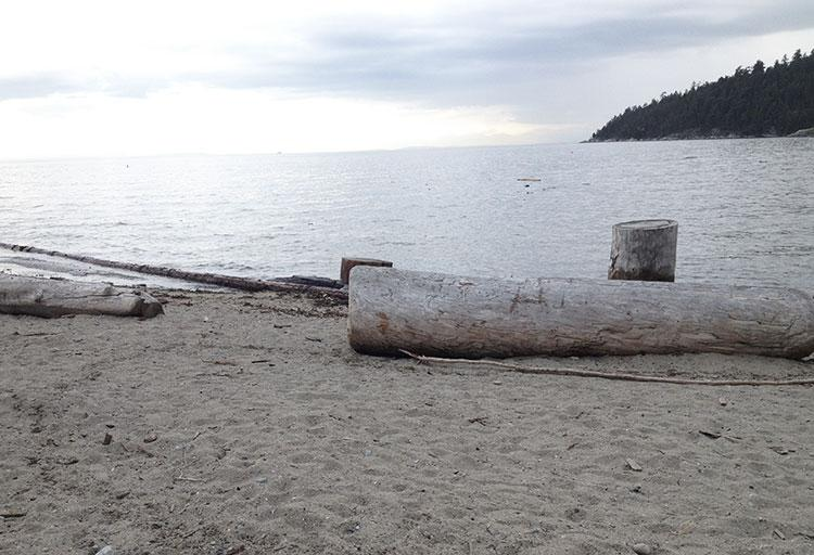Stearman Beach, West Vancouver