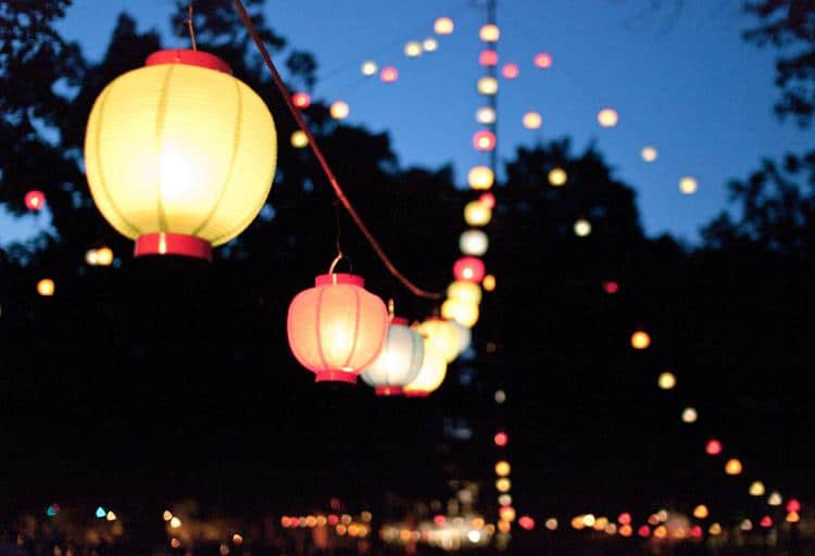 Let there be light during summer nights with these DIY lanterns