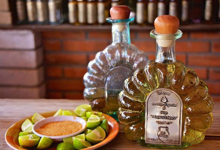 Pairing Tequila and Mezcal with Food
